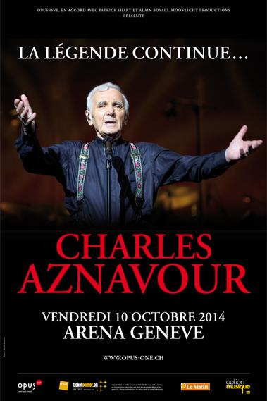 charles aznavour concert report au 12 d cembre l 39 arena de gen ve. Black Bedroom Furniture Sets. Home Design Ideas