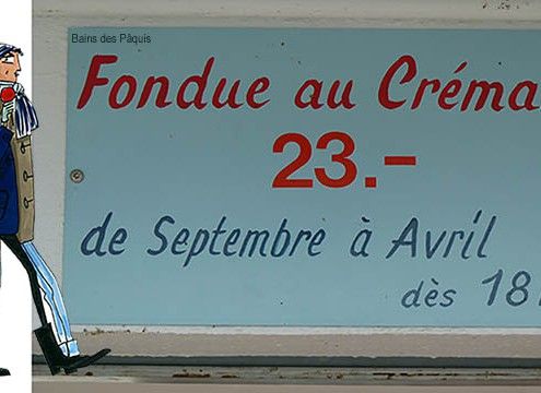 Adresse Fondue Genève