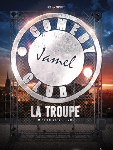 jamel comedy club affiche
