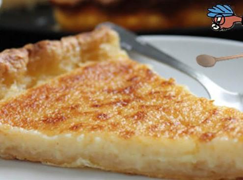 tarte à la crème vaudoise