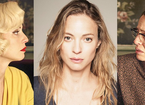 Les multiples visages d'Elodie Frenck