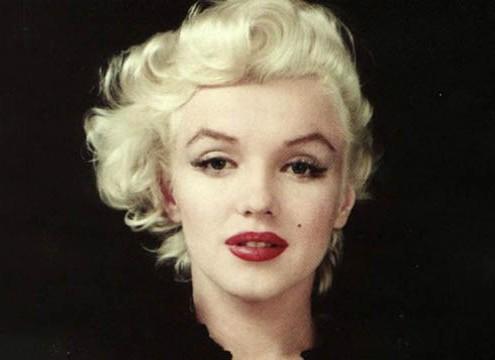 Marilyn-Monroe-blonde platine