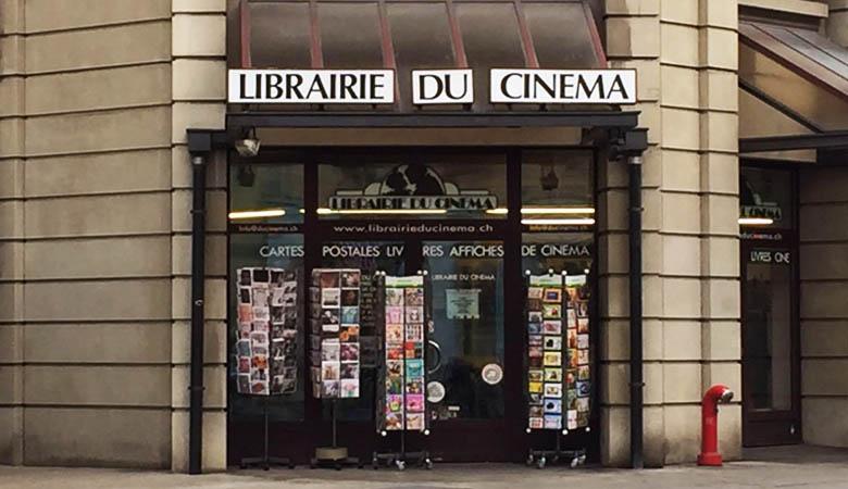 Librairie du cinema 4