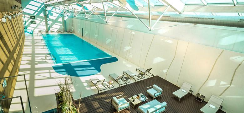 Quatre divines piscines où nager toute l'année à Genève