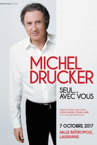 Michel Drucker en spectacle