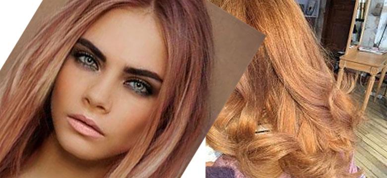 blorange beauty addict la tendance blond roux rose pour vos cheveux bythelake fr. Black Bedroom Furniture Sets. Home Design Ideas