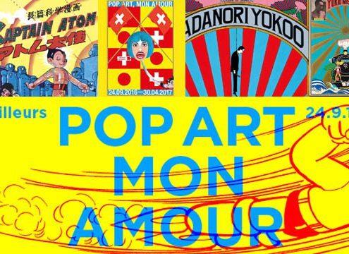 Pop Art mon amour 1