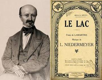 Le lac L Niedermeyer