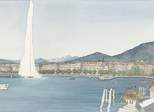 Visite guidée Genève
