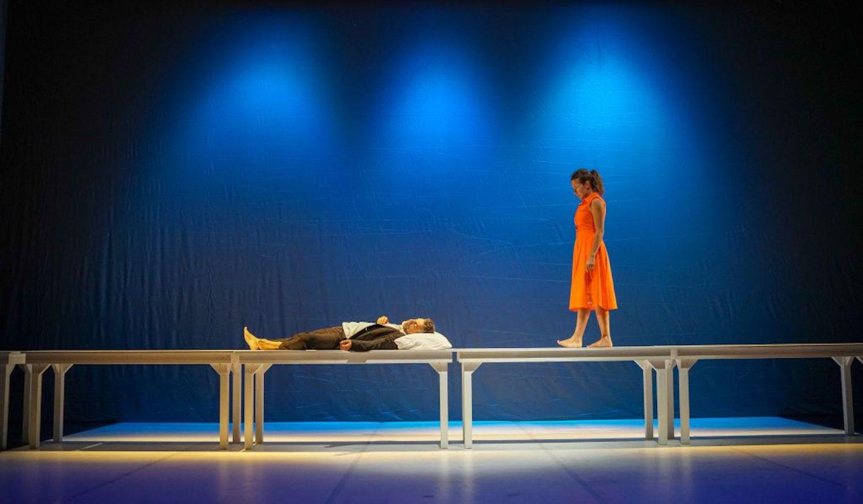 L'invisible chemin, Sahmadi Project, Sarah Marcuse, Théâtre Pitoëff, Genève