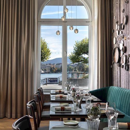Le Fiskebar, restaurant, Genève, Sophie Bernaert, septembre 2020
