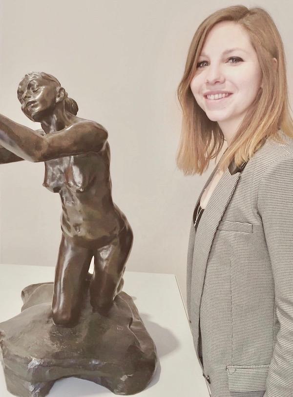 Marie Bagi, Espace Artistes Femmes, octobre 2020