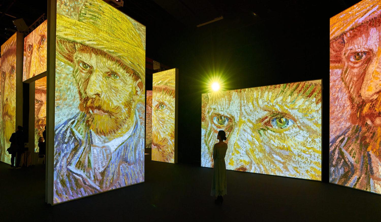 Van Gogh Alive Experience Zürich, octobre 2020