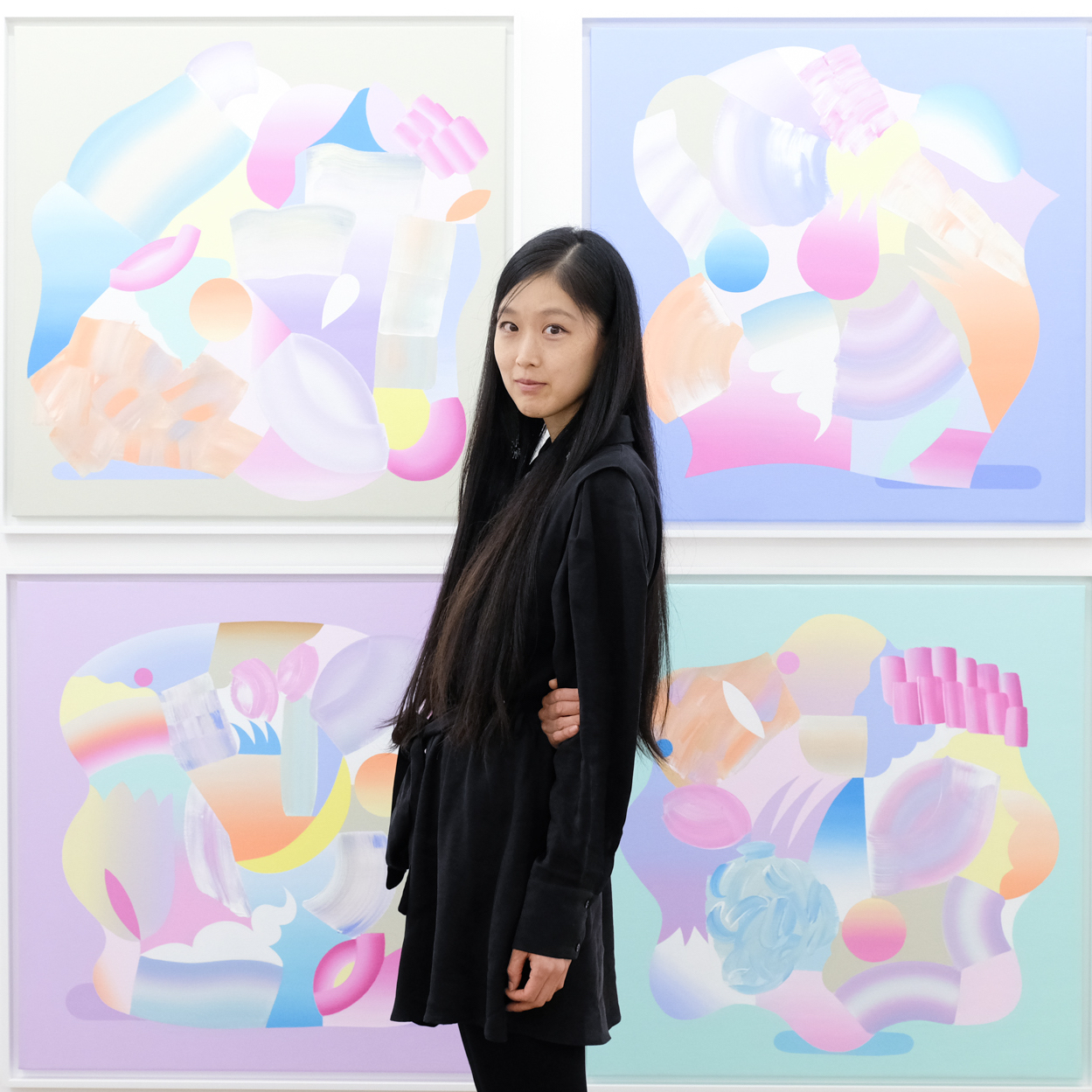 Mina Hamada ©Speerstra et ses artistes