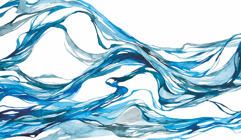 Turquoise Wave, Dahflo