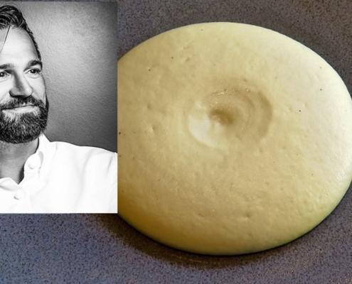 mousseline de pommes de terre de Yoann Caloué, recette du mois, janvier 2021