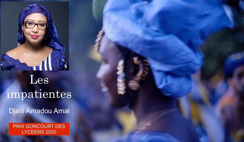 Les impatientes, Djaïli Amadou Amal, photo ©Véronique Durruty/Gamma-Rapho/Getty Images