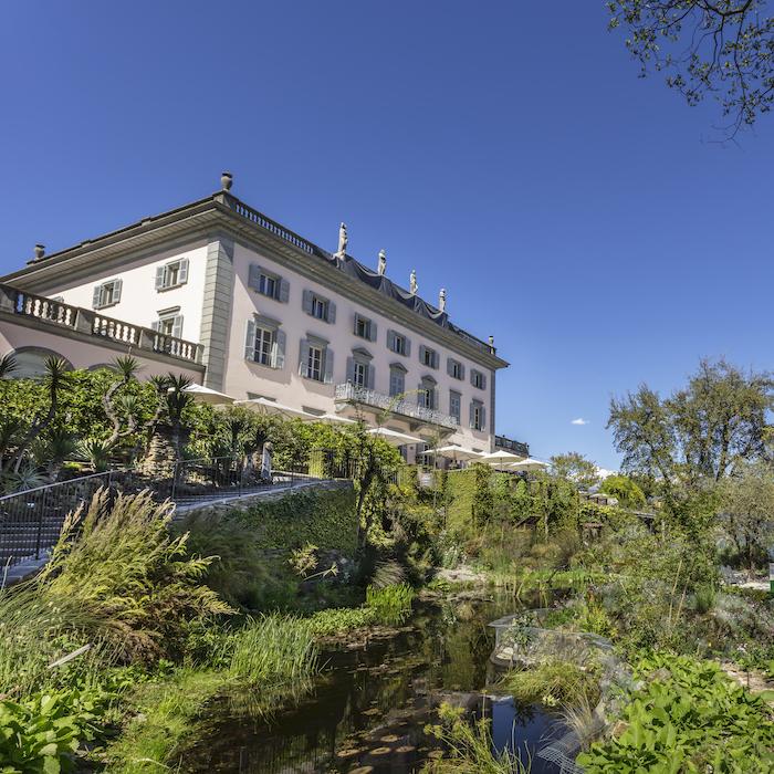 Villa Emden, Isole Brissago, Sophie Bernaert, juin 2021